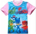 Girls PJ Masks short sleeve tee t-shirt - pink