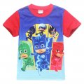 Boys / Girls PJ Masks short sleeve tee t-shirt - red